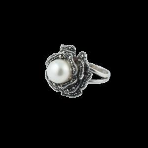 Inel argint Venus